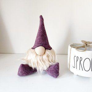 ✨ NWT Purple Fall Gnome